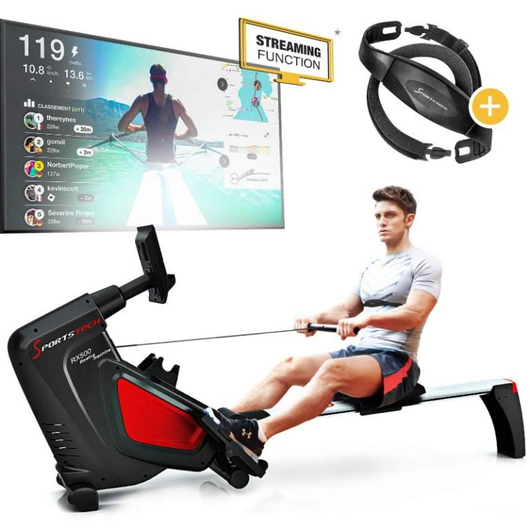 Sportstech RSX500 Rudergerät