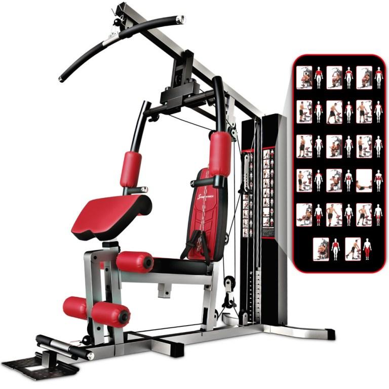 Sportstech Premium Kraftstation HGX100