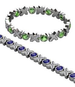 exklusivt armband