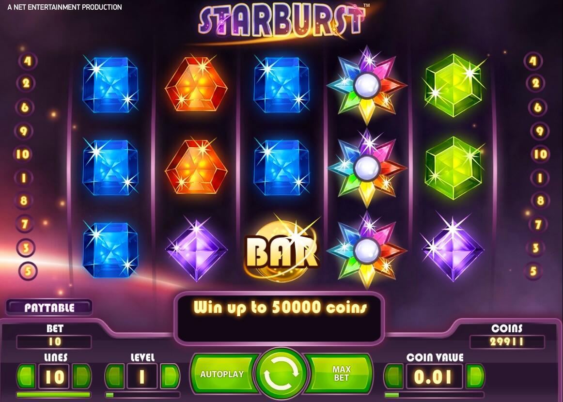 casino med free spins uten innskudd