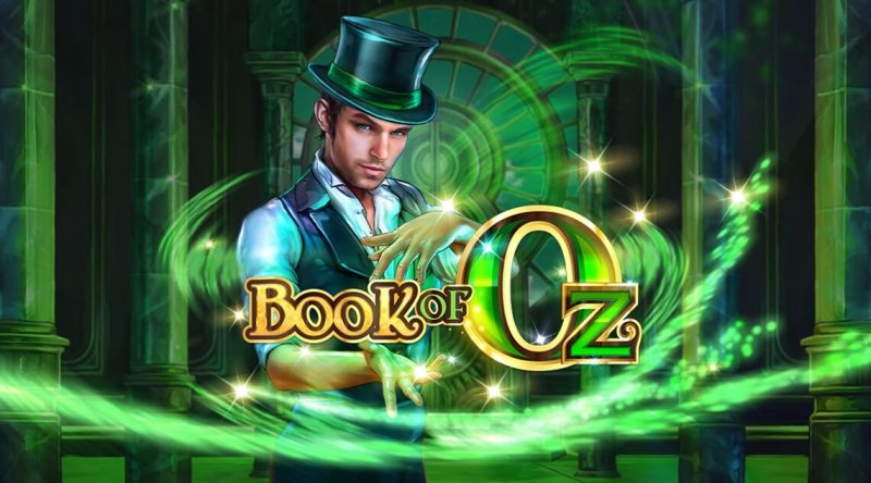Book of Oz spillemaskin