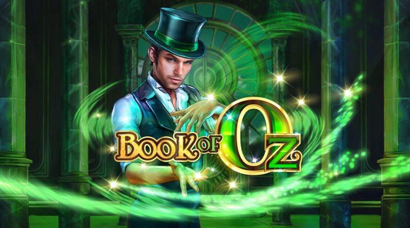 book of oz spilleautomat