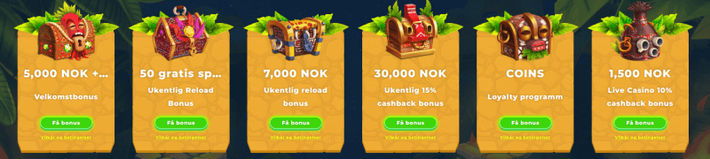 wazamba casinobonuser