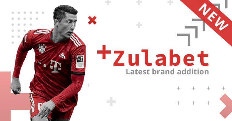 ZulaBet - nytt casino med 100 % + 200 gratisspinn