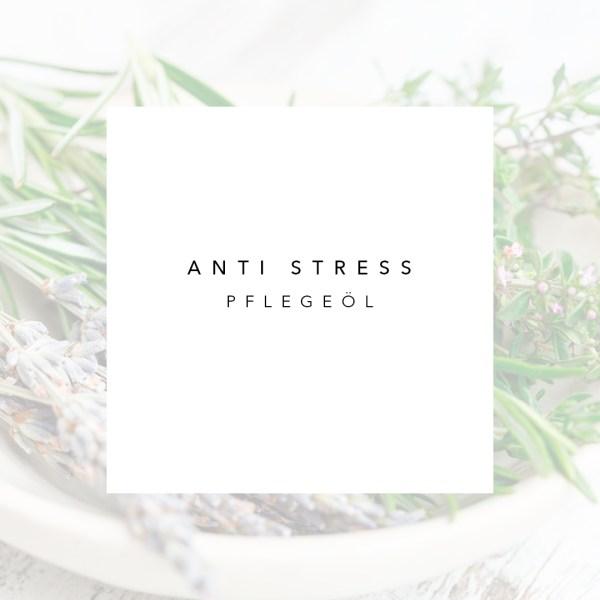 anti stress ätherische öle