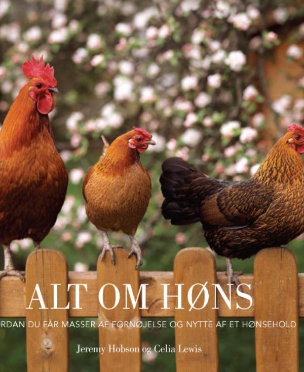 bøger om høns