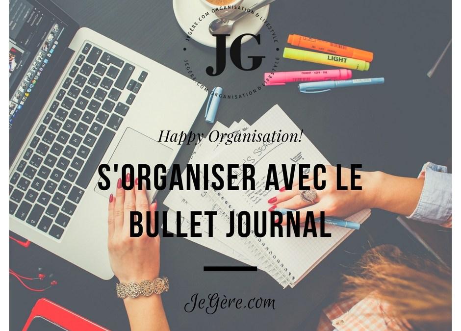 Le Bullet Journal : l'outil hyper tendance pour s'organiser et pas que…