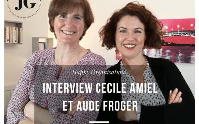 Interview Cecile Amiel et Aude Froger