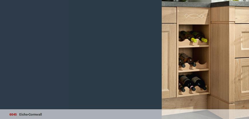 6045  Klassische Kche in EicheCornwall KchenPortal