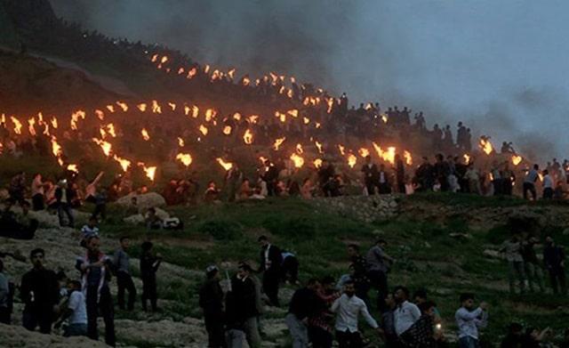 ıraq kurdistan newroz