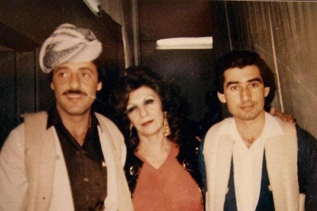 Erdewan Zaxoyi,Gul Buhar, Eyaz Yusif Zaxoyi