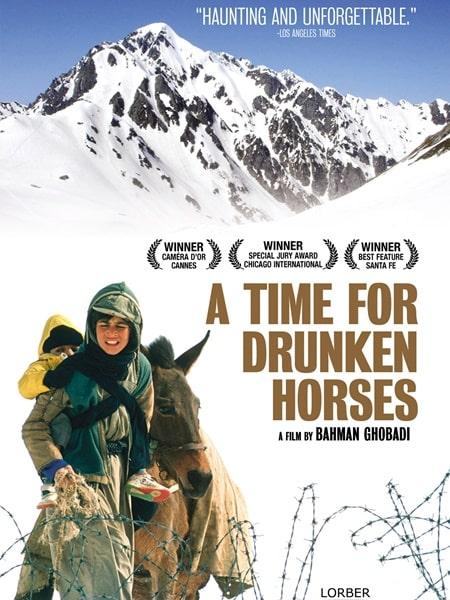 Sarhoş Atlar Zamanı filmi