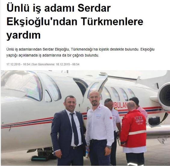 serdar ekşioğlu milliyet gazetesi