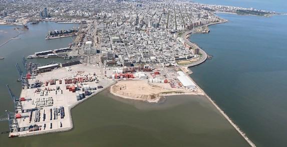 Terminal Cuenca del Plata: 12 años de desencuentros entre la ANP y Katoen Natie | La Mañana