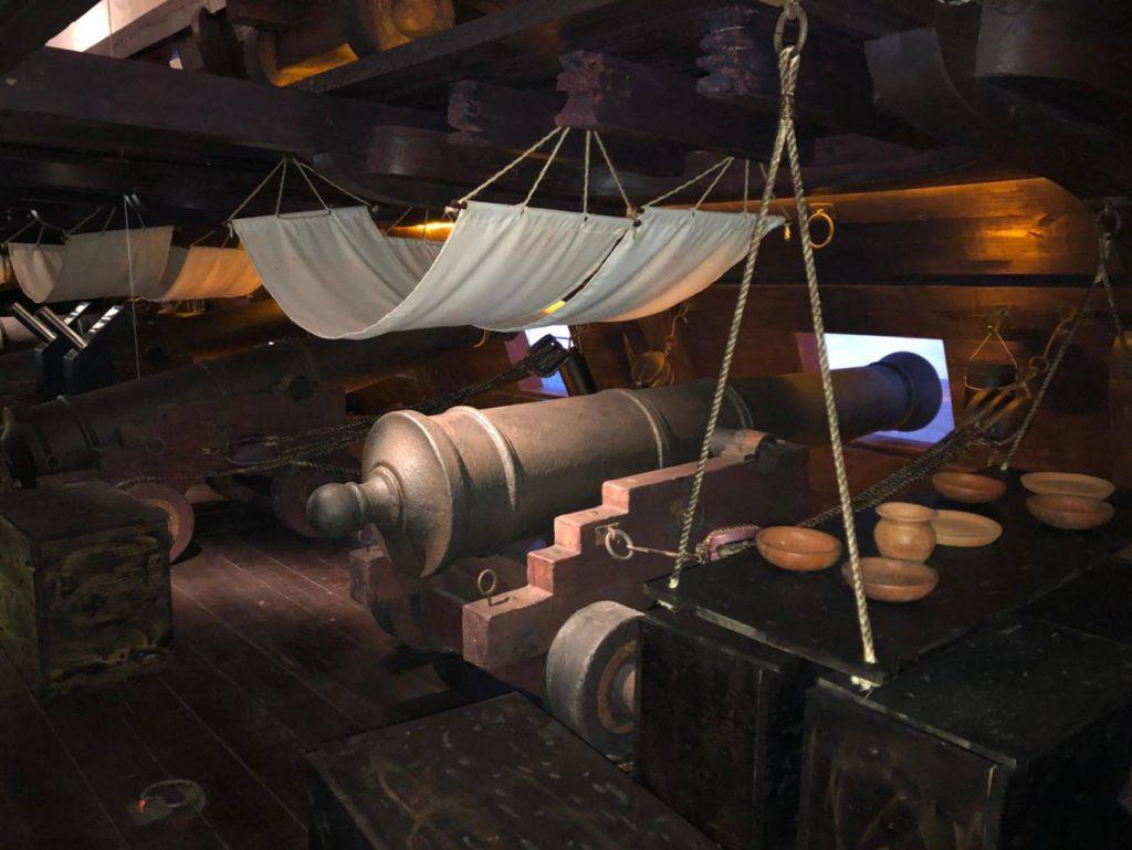 Museo naufragios