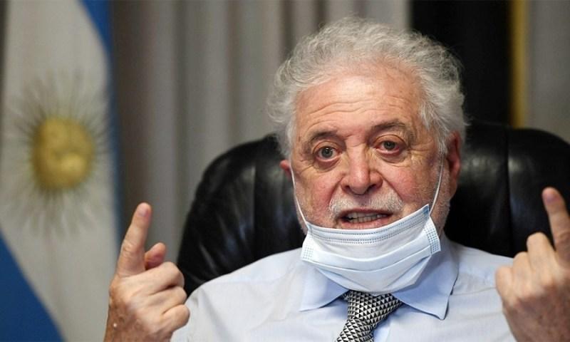 """Resultado de imagen para Gonzalez Garcia: """"Siempre tuvimos tranquilidad sobre la vacuna rusa"""""""