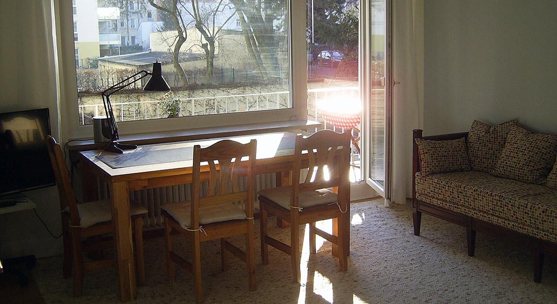 Mblierte Wohnung in Nrnberg gnstig und zentral