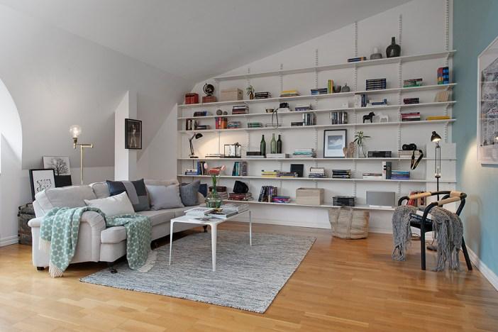 Aprovechar espacio salones