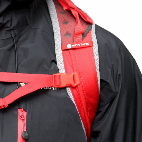 Mochila montaña MONTANE Featherlite Alpine 35 rojo Comprar