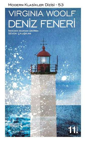 Türkiye İş Bankası Kültür Yayınlarının bu dizisi içerisinde, Virginia Woolf'un Deniz Feneri isimli kitabını bulabilirsiniz.