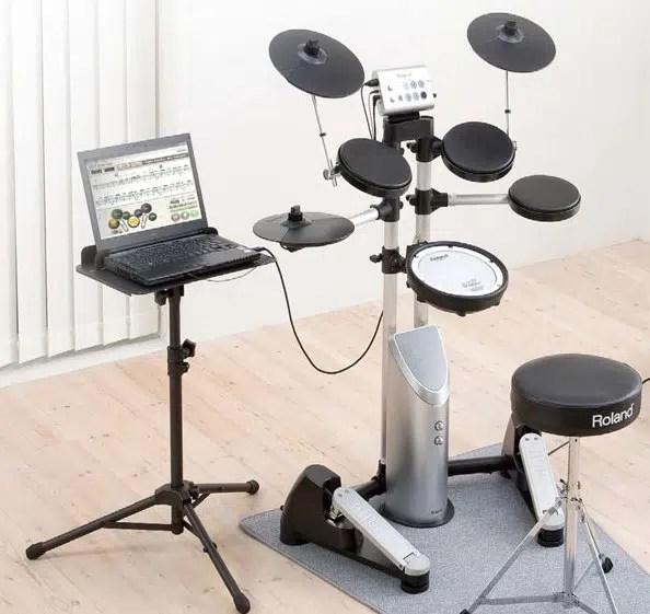 E-Drum Unterricht für Kinder und Anfänger