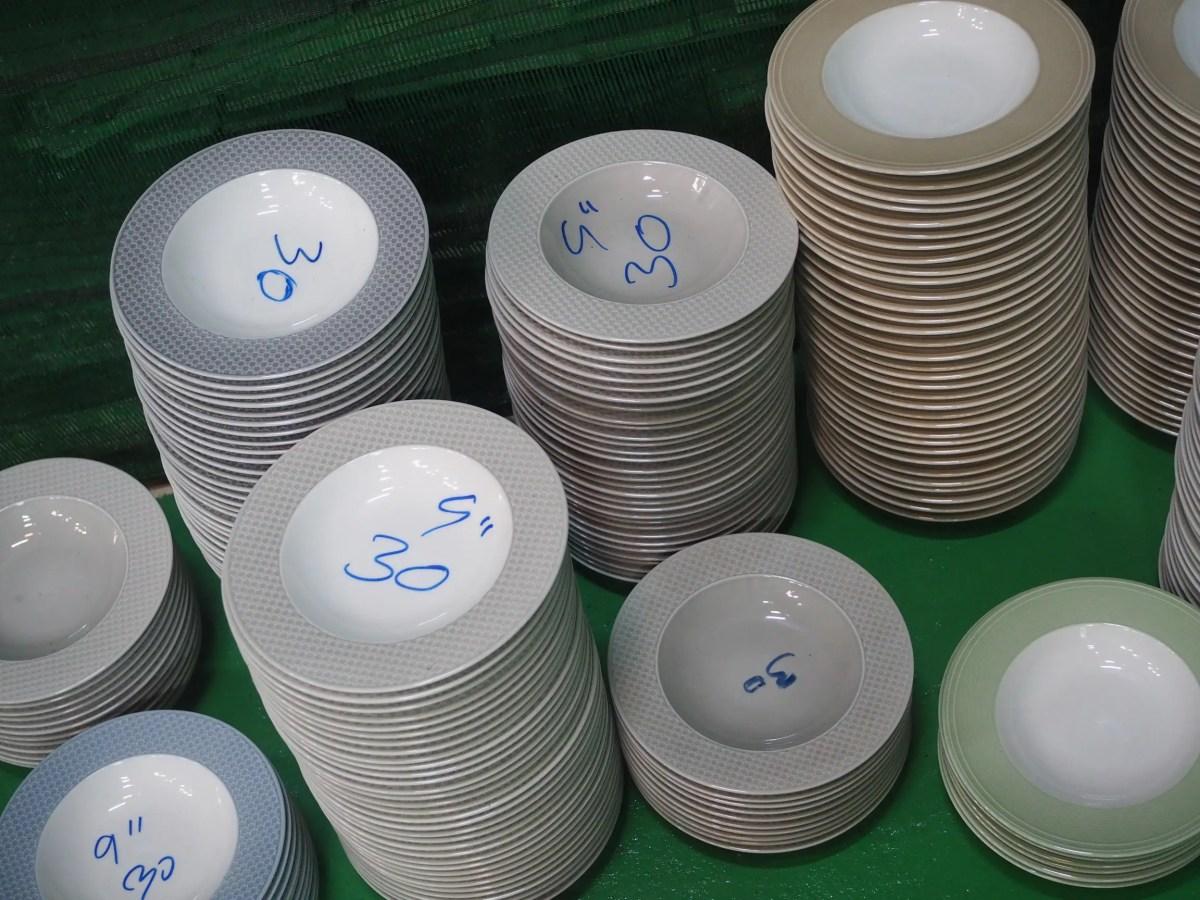 ร้านถูกดี ถ้วย จาน ชามเซรามิค สมุทรปราการ