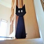 折り紙で作る立体の黒猫の折り方|ハロウィン飾りを手作りする
