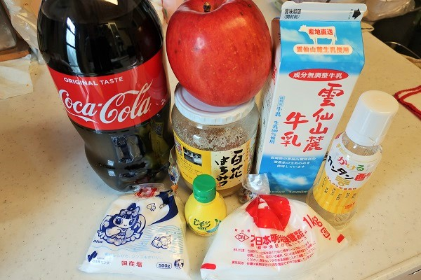 りんごの変色実験のやり方|目的・実験方法・結果考察・まとめ方
