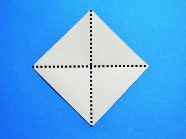 クリスマスリースに使う「ひいらぎの葉」の作り方|折り紙の折り方