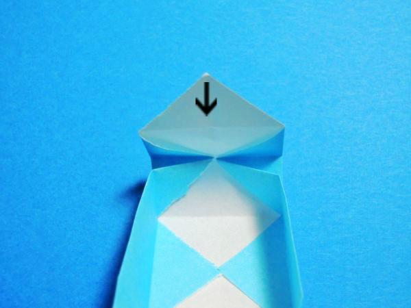 折り紙で節分の豆入れ箱のますの折り方・作り方|豆まきにおすすめ