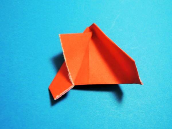 折り紙で作る立体サンタクロースの折り方・作り方|簡単でかわいい