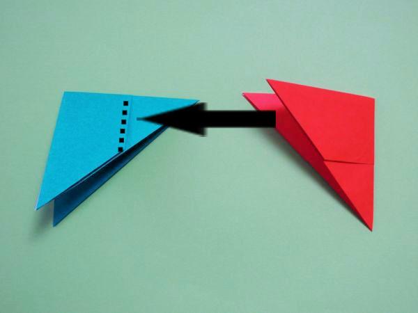 クリスマス用の飾り付けに折り紙でリースを作成|折り方・作り方