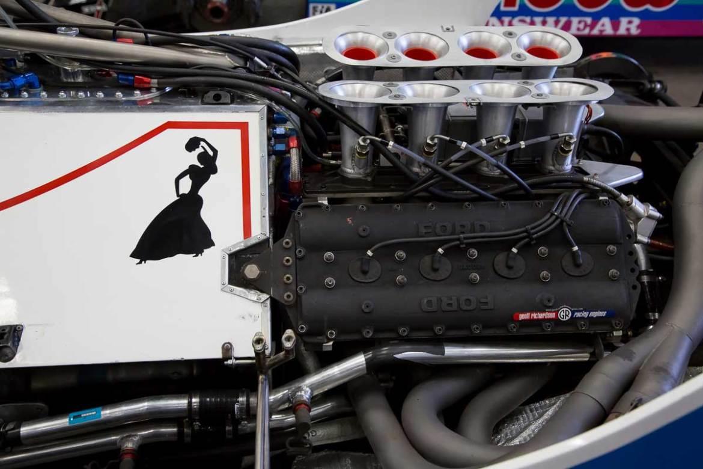 Ford Cosworth in LigierJS 11/15