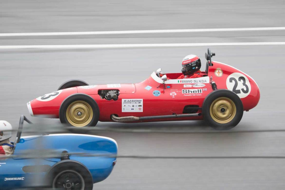 Oldtimer Grand Prix 2017 FIA Lurani Trophy Formel Junior