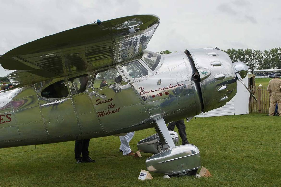 Flugzeuge - Goodwood Revival 2017