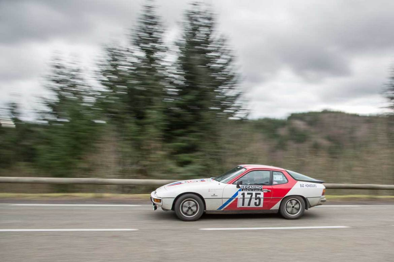 19. Rallye Monte-Carlo Historique 2016 · 01.02.2016, 14:15 Uhr