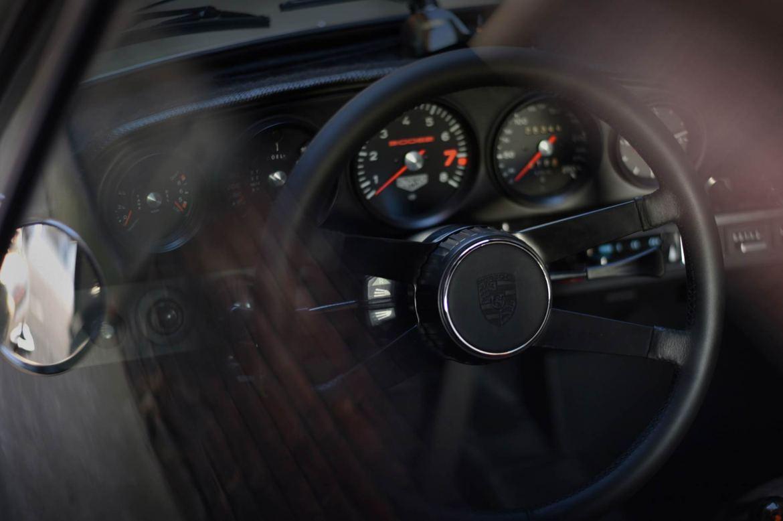 Interior Porsche 911 von Markus Haub Foto © Markus Haub