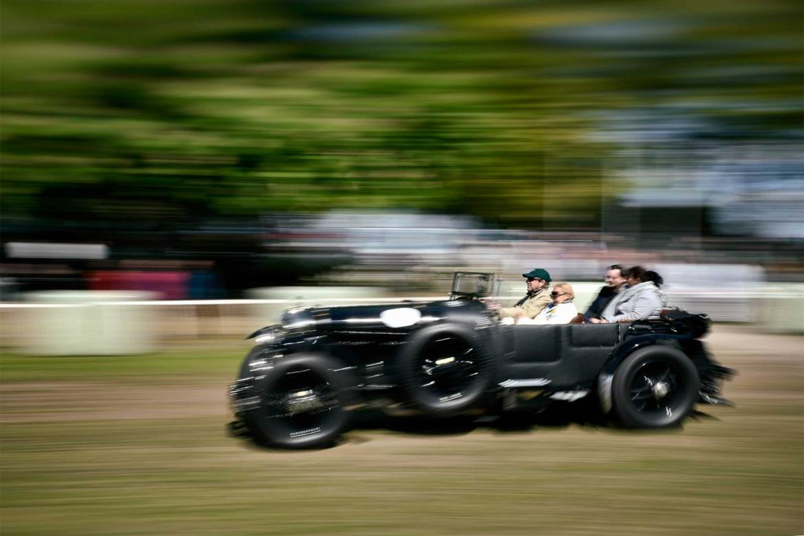 Vintage Race Days 2019 · Foto: Kurt Nägele