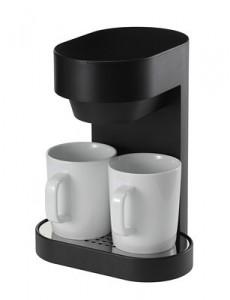 プラスマイナスゼロ コーヒーメーカー 黒