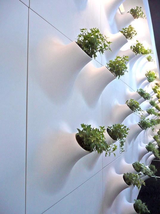 壁をおしゃれに観葉植物を飾って有効活用!壁掛けプランター・鉢・ガーデニングポットの使い方012