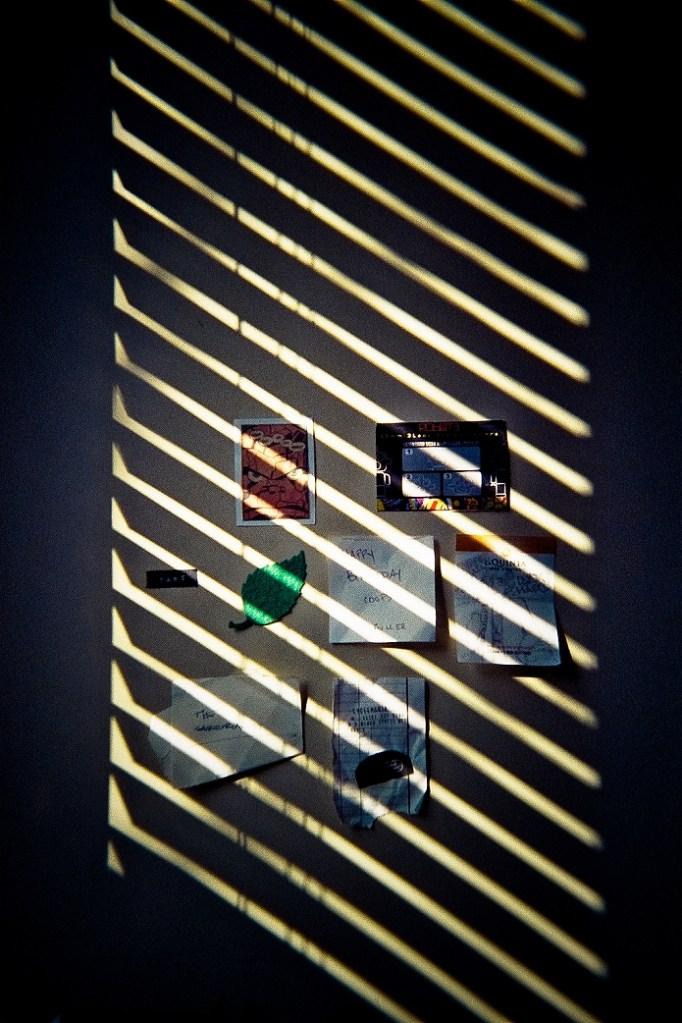 ブラインド選びのコツは光と影のコントラストがポイント