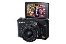 fotocamera mirrorless Canon M10