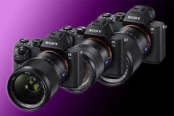 fotocamere mirrorless - sony alpha series