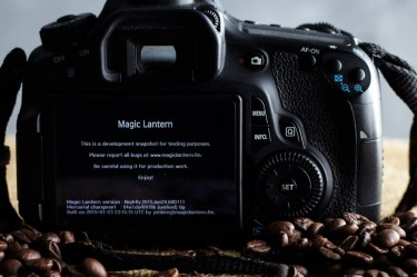 Magic Lantern Modding per Canon - Photocafè.it