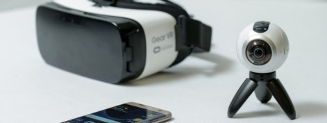 Gear 360 + Samsung VR