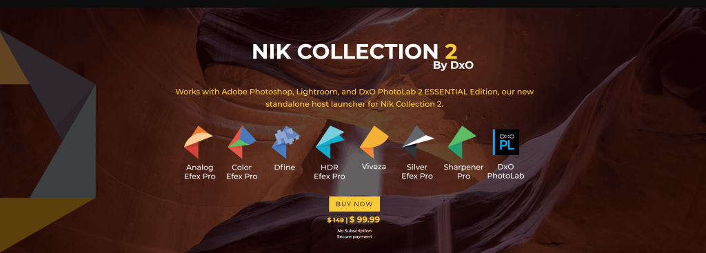 nik collection 2 photocafè