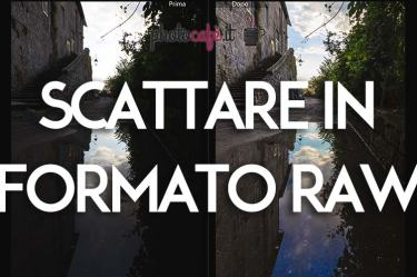 Photocafè.it - Scattare in RAW con smartphone e fotocamere