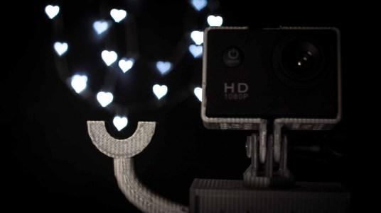 Photocafè.it - San Valentino Bokeh a cuore con Coffee-Kun