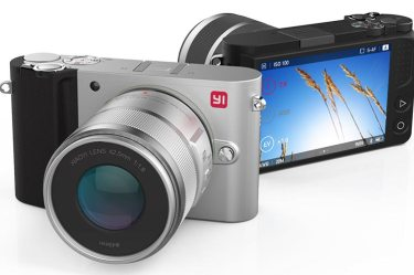 Xiaomi Yi M1: fronte e retro