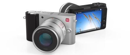 Xiaomi Yi M1, Mirrorless low-cost dalla Cina